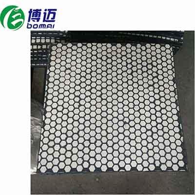 陶瓷橡膠復合板電廠鋼廠水泥廠選礦選煤廠專用?