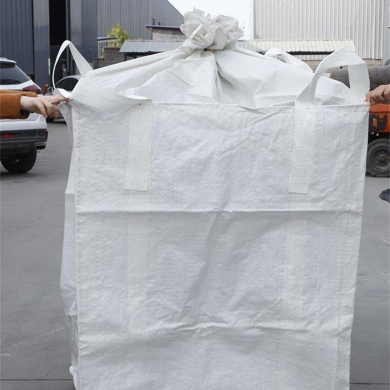 淄博全新噸包噸袋1噸2噸太空包加厚耐磨編織袋吊裝包