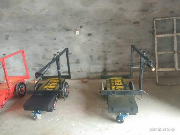一吨轻质隔墙板运板车减少施工工期人力劳动避免人为伤害