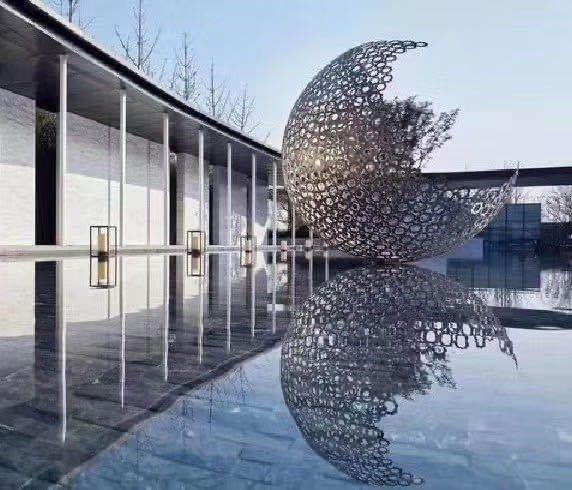 不锈钢海豚雕塑,广场不锈钢雕塑 不锈钢雕塑