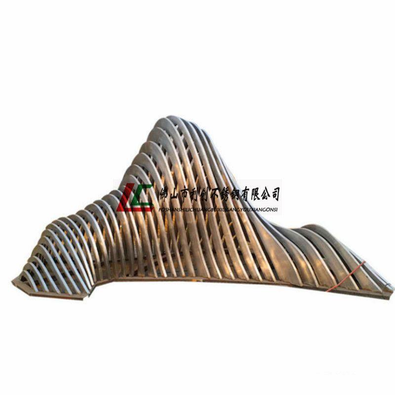 不锈钢雕塑 不锈钢雕塑厂家 广东厂家优质供应商