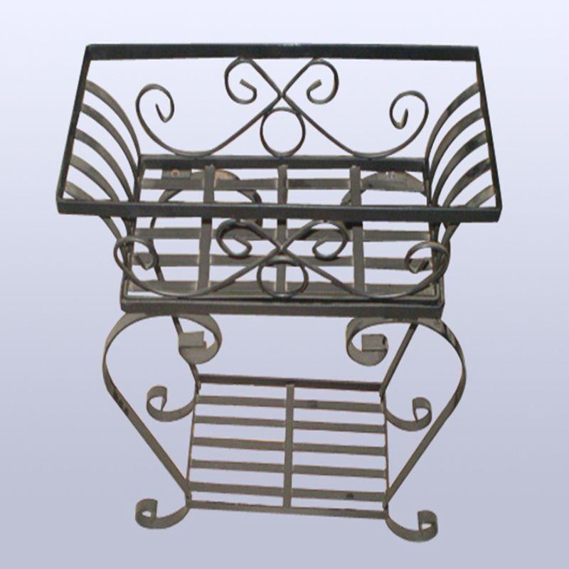 厂家定制不锈钢方形花盆花槽 拉丝不锈钢花盆 不锈钢花盆组合