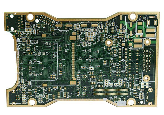 高多層沉金PCB電路板高可靠性汽車產品