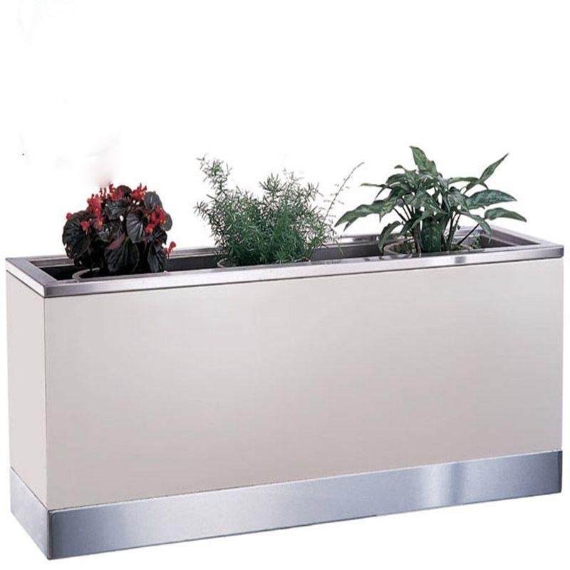 生产不锈钢花盆,烤漆花盆,花盆,金属花盆,圆形花盆,组合花盆