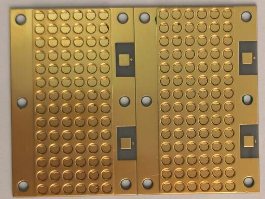 LED燈氮化鋁陶瓷板(LED Ceramic PCB)