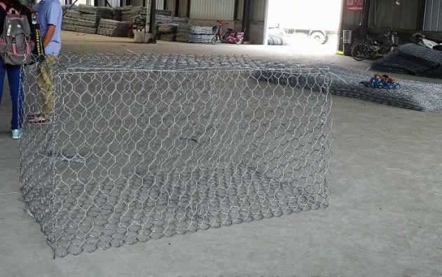 石笼网工厂现货 防洪石笼网 宾格石笼网箱 宾格铅丝笼可定做