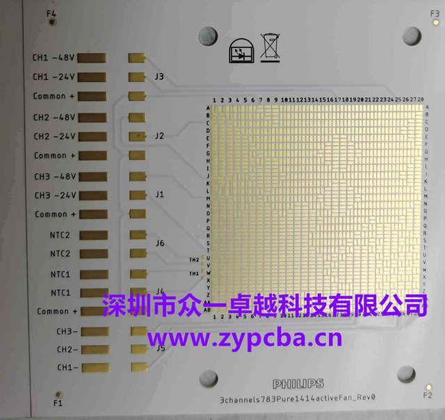氧化鋁陶瓷板-供貨給飛利浦公司