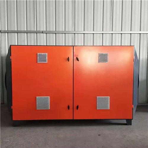 鹤壁市橡胶厂UV喷涂废气处理设备厂家现货供应