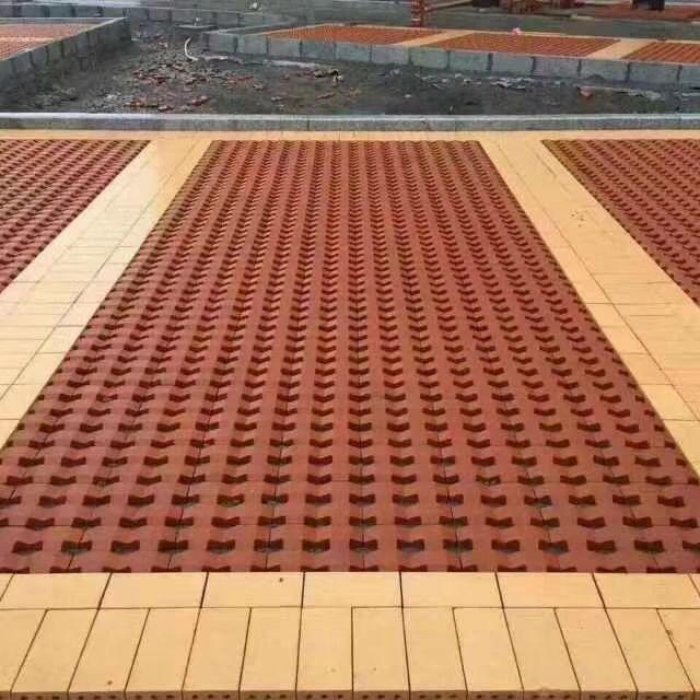 陶瓷透水磚-透水磚廠家-生態陶瓷透水磚-生態透水-砂基透水磚