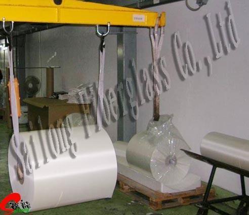 玻璃棉贴面,玻璃纤维保温布