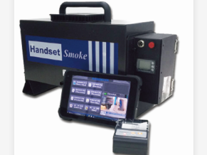 Handset-S便攜式柴油車不透光煙度計