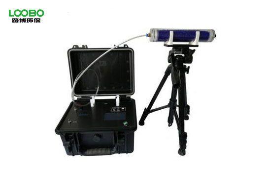 2017型氡检测仪(空气、土壤、水、析出率)