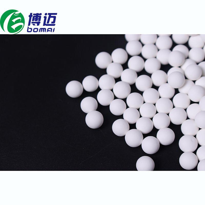 球磨機落料斗耐磨氧化鋁陶瓷球研磨球量大生產優惠