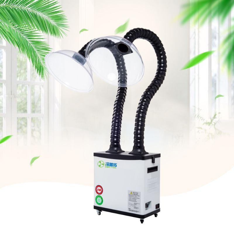 工業激光煙霧凈化器 激光機打碼機煙霧凈化器