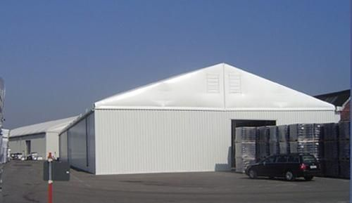 装卸式仓库篷房厂家 设计定做工业仓储篷房 亚太篷房制造公司