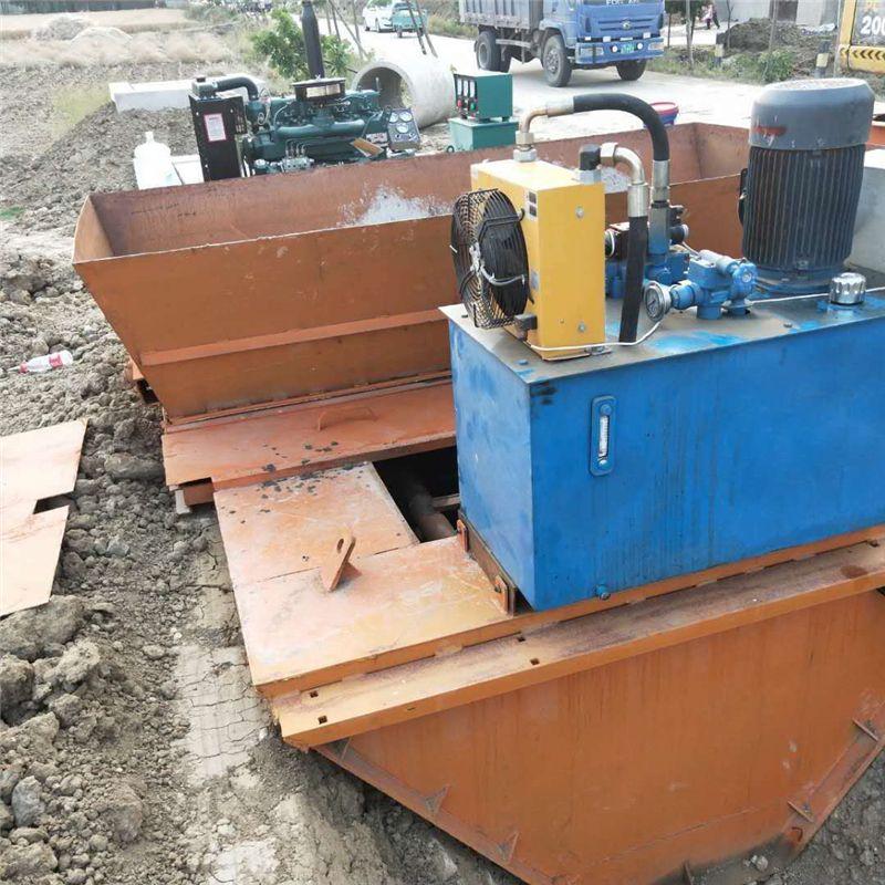 水渠衬砌机 排水渠衬砌机 现浇水渠滑膜机