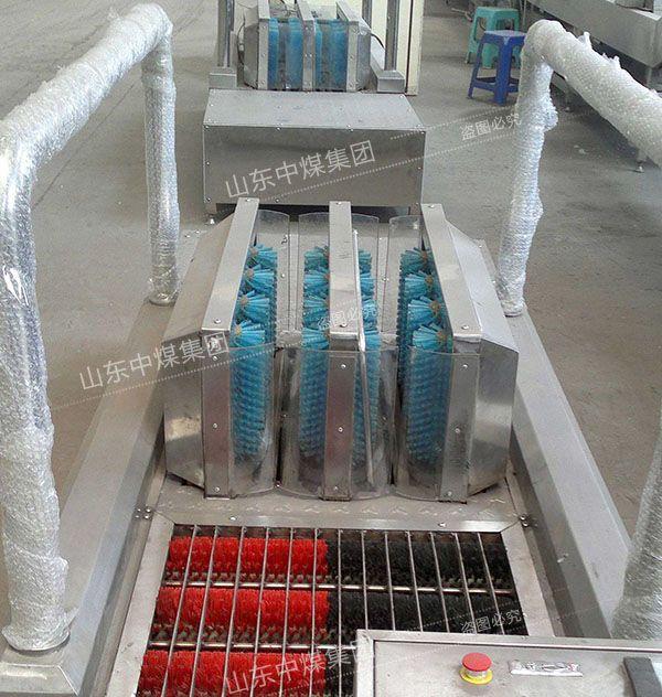 厂家供应单通道洗靴机