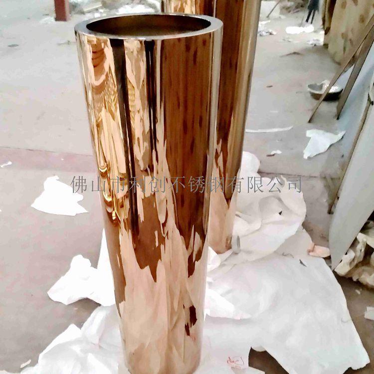 厂家专业定做户内户外不锈钢园艺落地花瓶