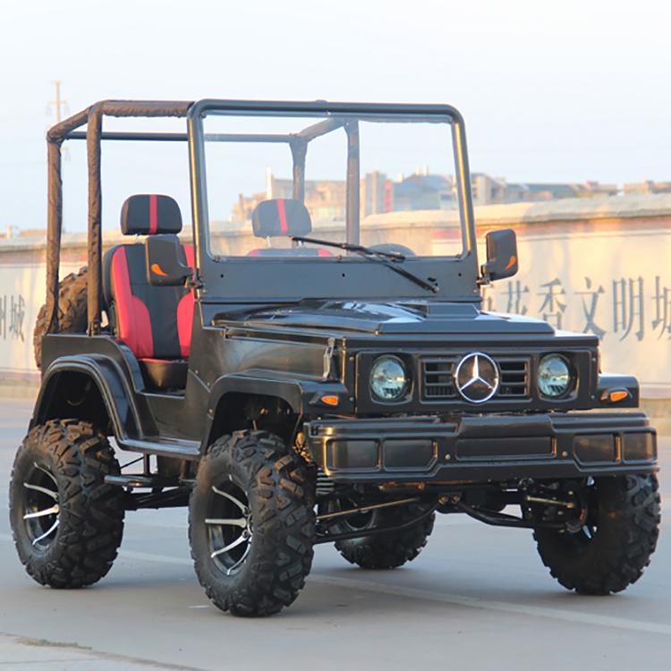 款式大方的越野車 狂野型沙灘車 崎嶇路面越野車