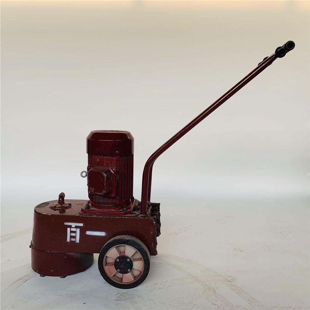 金剛石水磨石機批發 小型路面打磨機 研磨機視頻