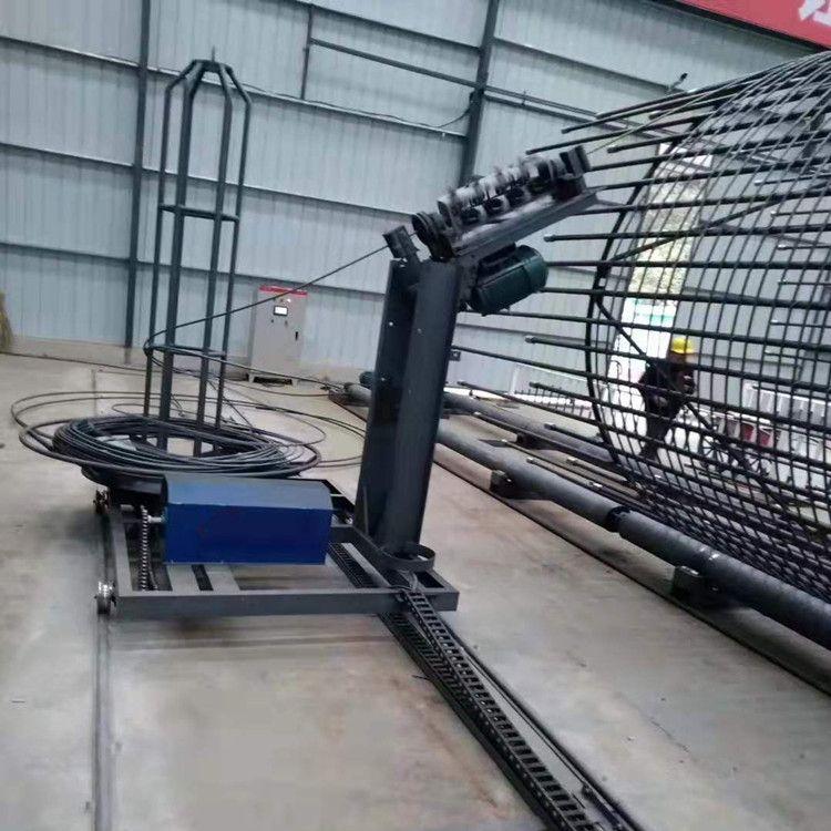 供應騰宇TYGJL3000型鋼筋籠纏繞機 質優價廉