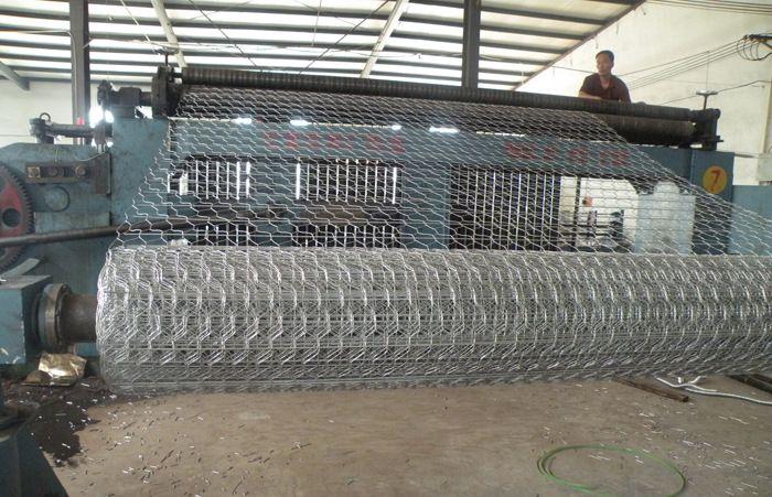 铅丝笼格宾网 河道治理覆塑格宾网箱 防洪挡墙锌铝合金铅丝网笼