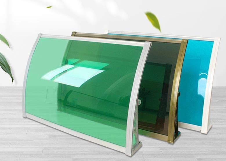 温室大棚阳光板__耐力板雨棚__松夏建材