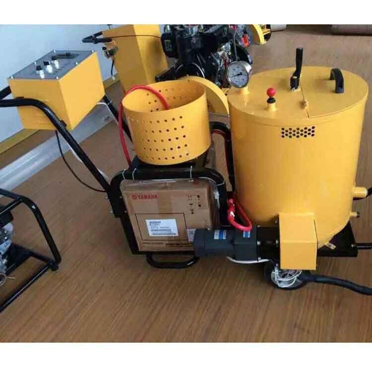 手推灌缝机 地面养护灌缝机