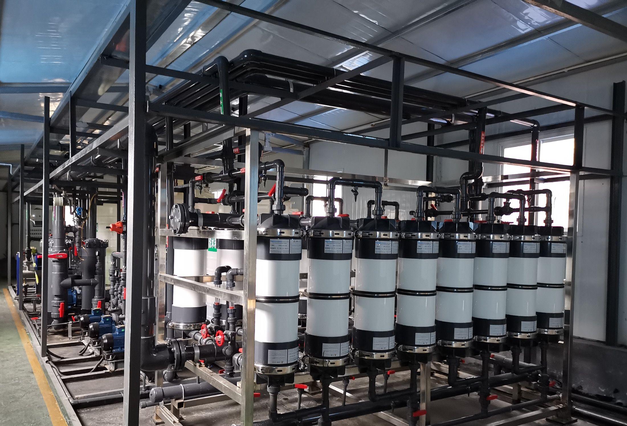 環保污水工程|膜脫氧原理