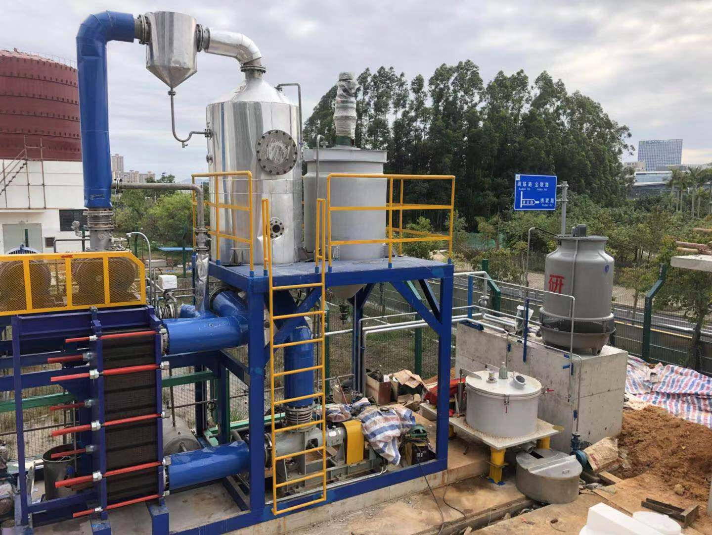 MVR蒸發器設備