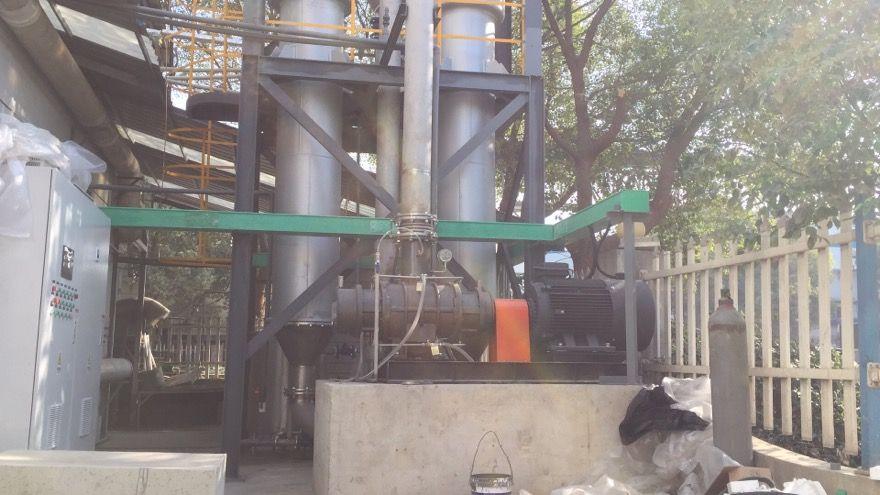 MVR蒸发器工作原理
