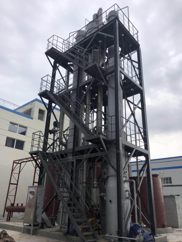 TVR强制降膜循环蒸发器设备