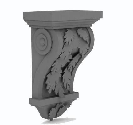 水泥构件模具硅胶 GRC装饰构件模具 水泥制品模具硅胶