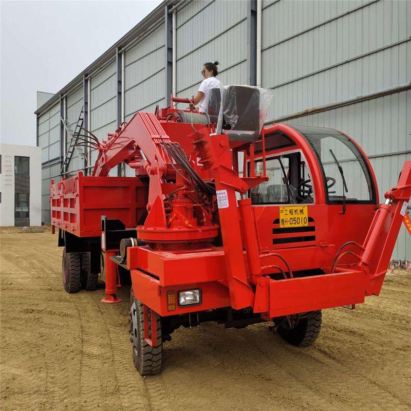 山東吊挖一體機廠家定制吊挖一體機吊挖一體機價格