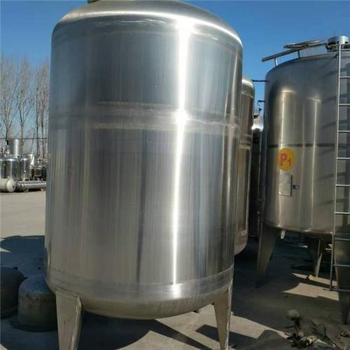低价出售不锈钢化工食品酒水饮料储罐 立式化工不锈钢储罐