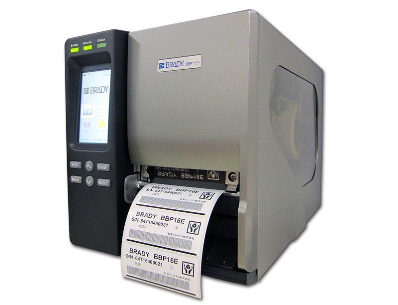 贝迪BBP16E工业标签打印机