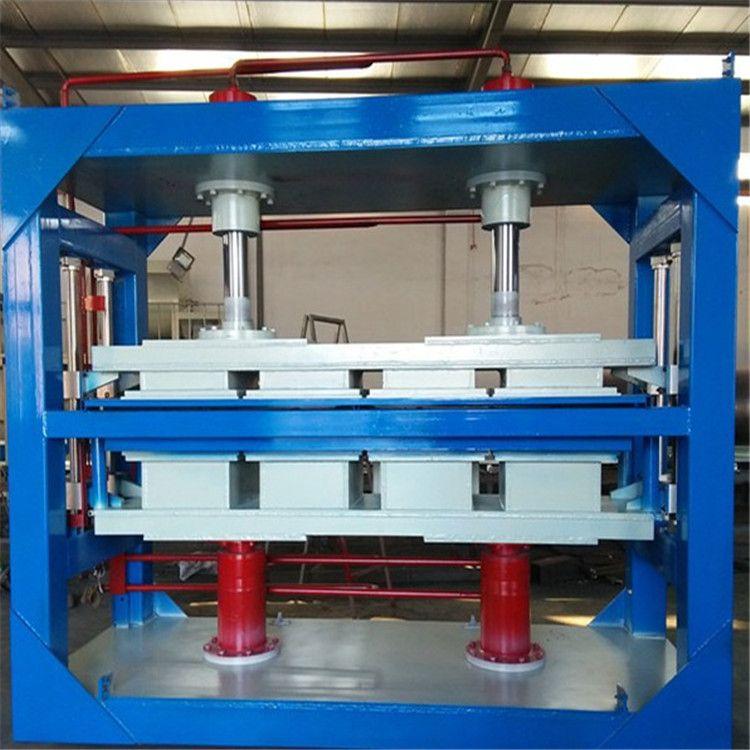 珍珠岩保温板设备_新型防火板压板机设备