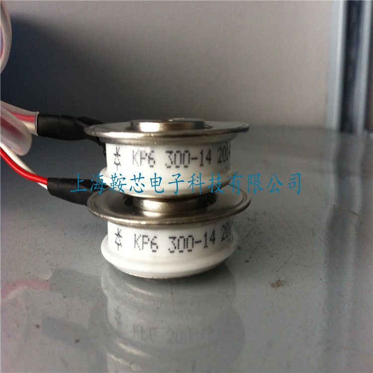 上海鞍芯中车平板可控硅晶闸管大功率KP4 1200-28 KP4 1200-30