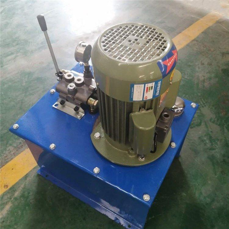 源頭直發液壓動力站成套液壓系統微型液壓站