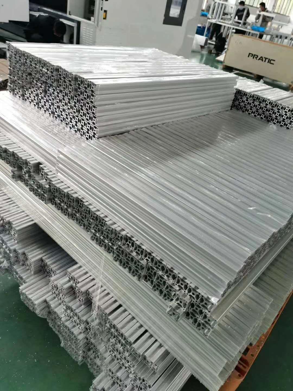4040工業鋁型材多少錢報價價格找生產加工廠家澳宏鋁業公司