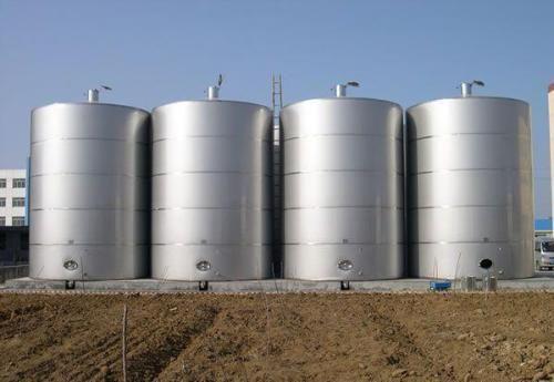 定制各種立式牛奶飲料儲罐 耐酸堿儲罐