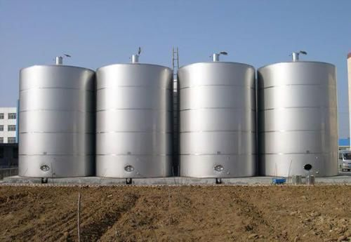 订制各种聚丙烯立式储罐 立式牛奶饮料储罐
