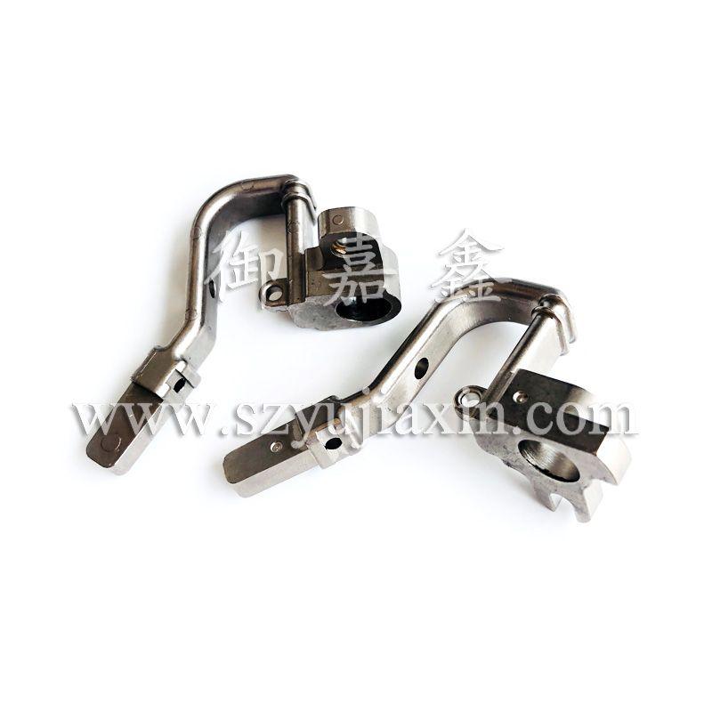 不銹鋼復雜結構五金件 醫療設備配件 深圳MIM粉末注射成形 渦輪增壓器部件