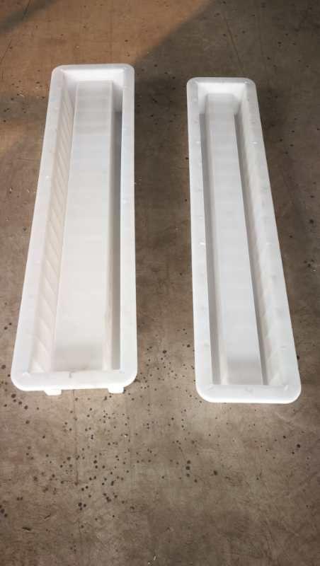 高铁电缆模具-1米*12*0.12电缆槽模具精达模具