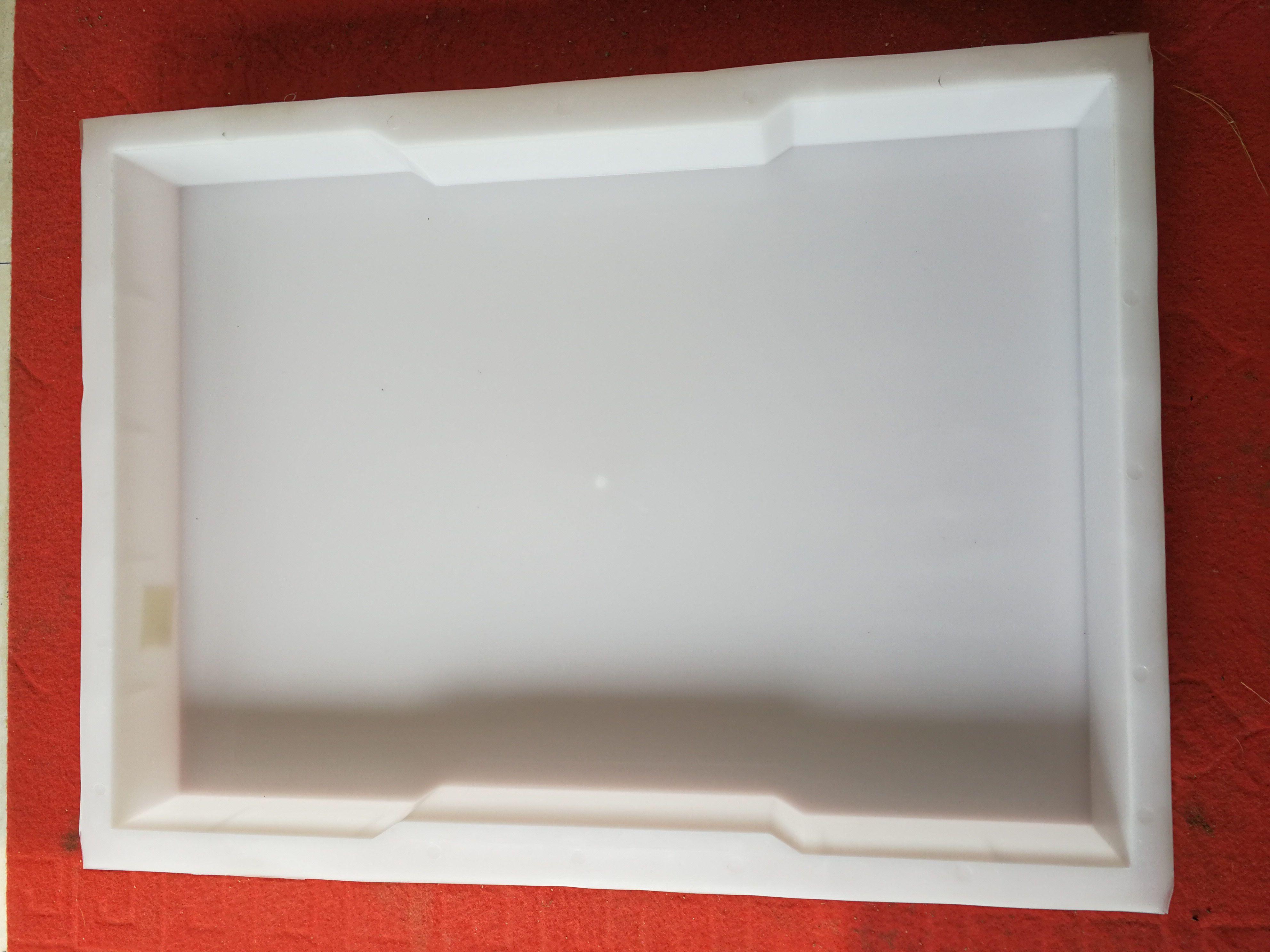 边衬板模具沟盖板模具-盖板塑料模具-铁路沟盖板模具