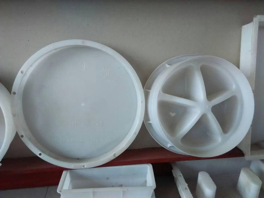 绿地井盖模具-检查井模具-井盖塑料模具