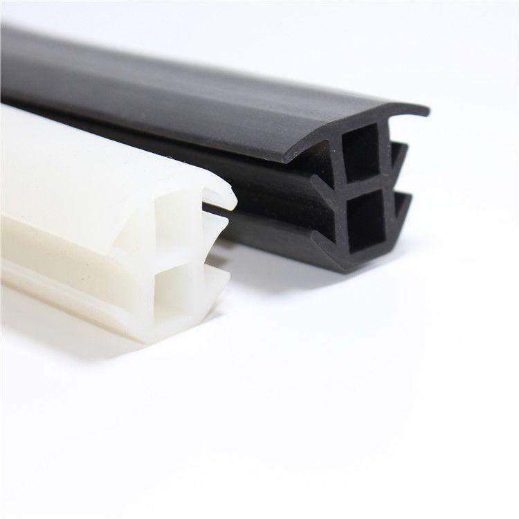 T型填缝防水胶条 光伏太阳能盖板密封条 防水硅胶条