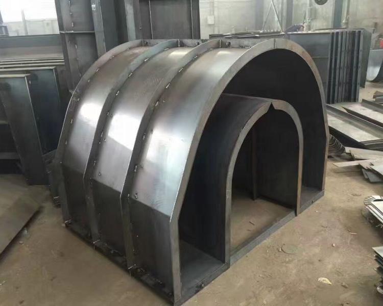集水槽模具- 河渠流水槽钢模具精达模具