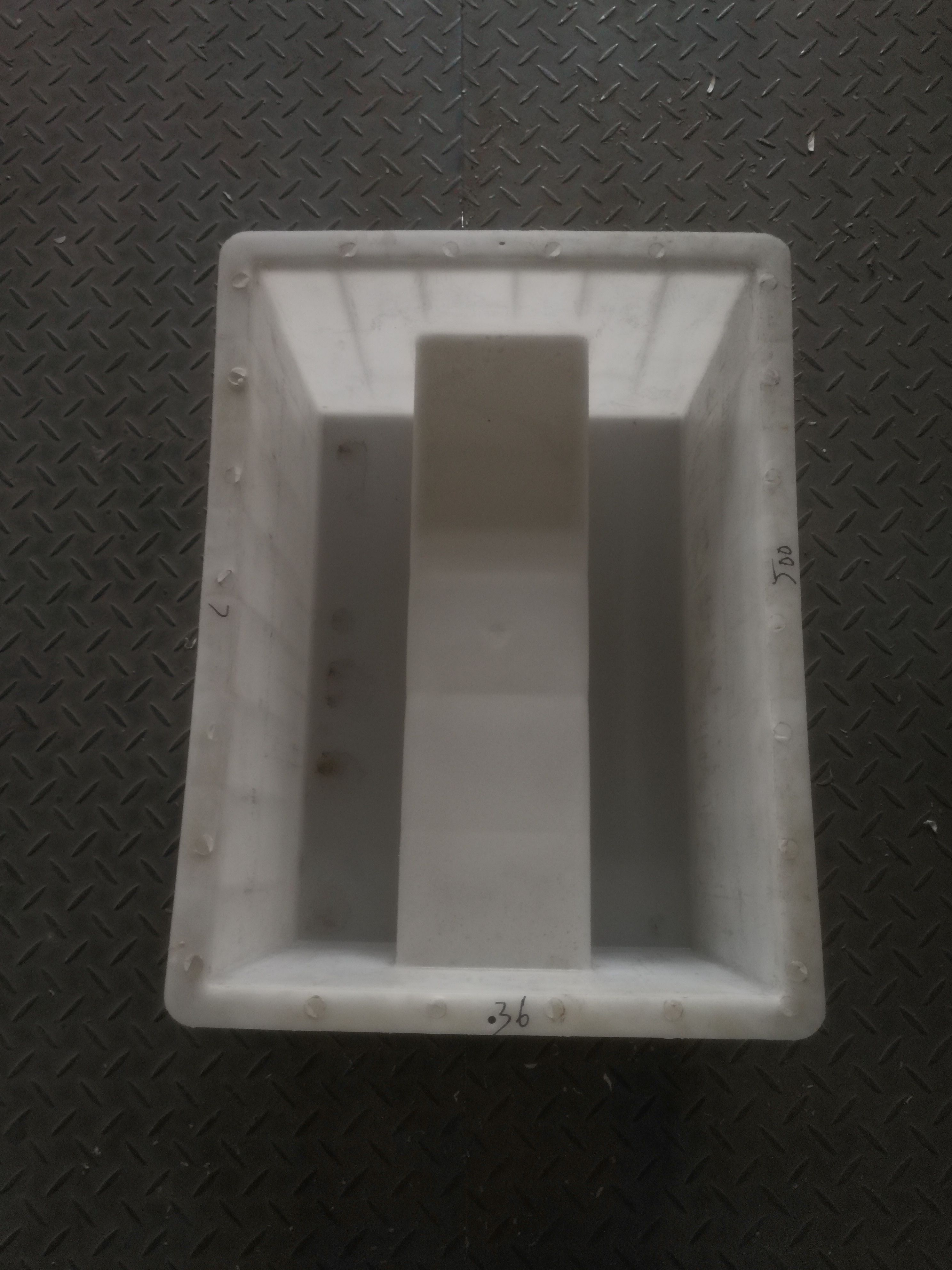 铁路电缆槽模具-12*12电缆槽模具精达模具