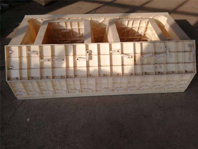 水利专用护岸塑料模具-生态阶梯护坡护岸模具精达模具